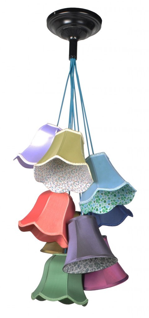 Zuiver Granny Colors hanglamp