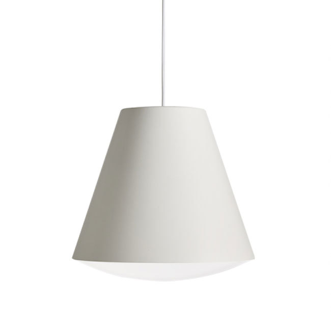 HAY Sinker hanglamp-Small-Wit