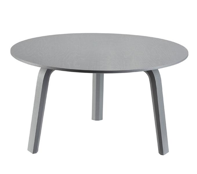 HAY Bella salontafel-Grijs-32 cm hoog