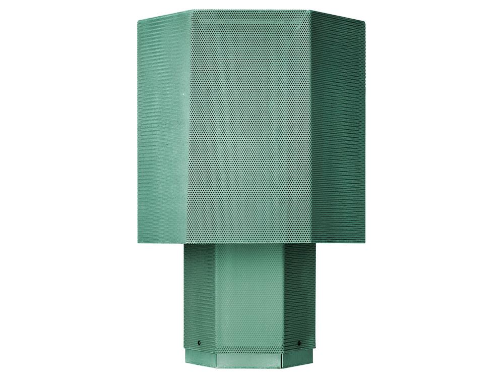 Diesel with Foscarini Hexx tafellamp-Groen