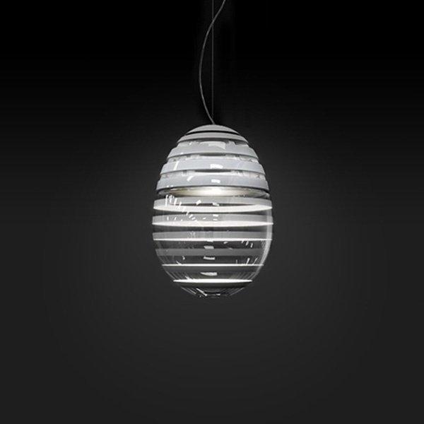 Artemide Incalmo 214 Suspension hanglamp-Grijs