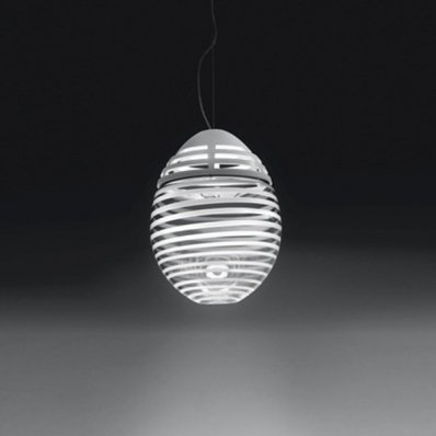 Artemide Incalmo 214 Suspension hanglamp-Wit