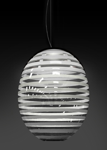 Artemide Incalmo Suspension hanglamp-Grijs