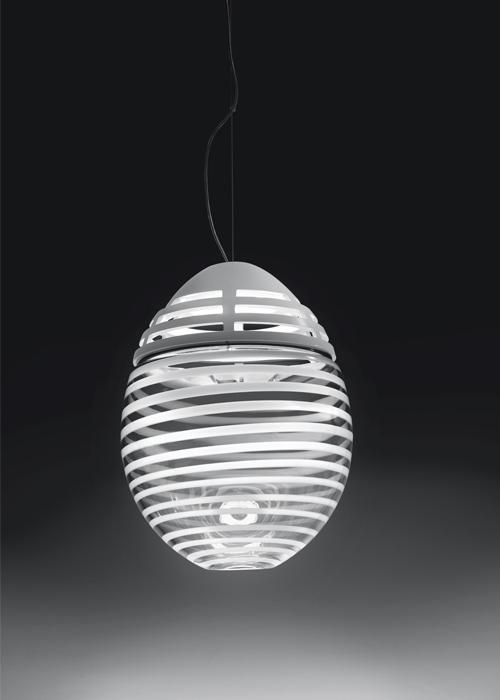 Artemide Incalmo Suspension hanglamp-Wit