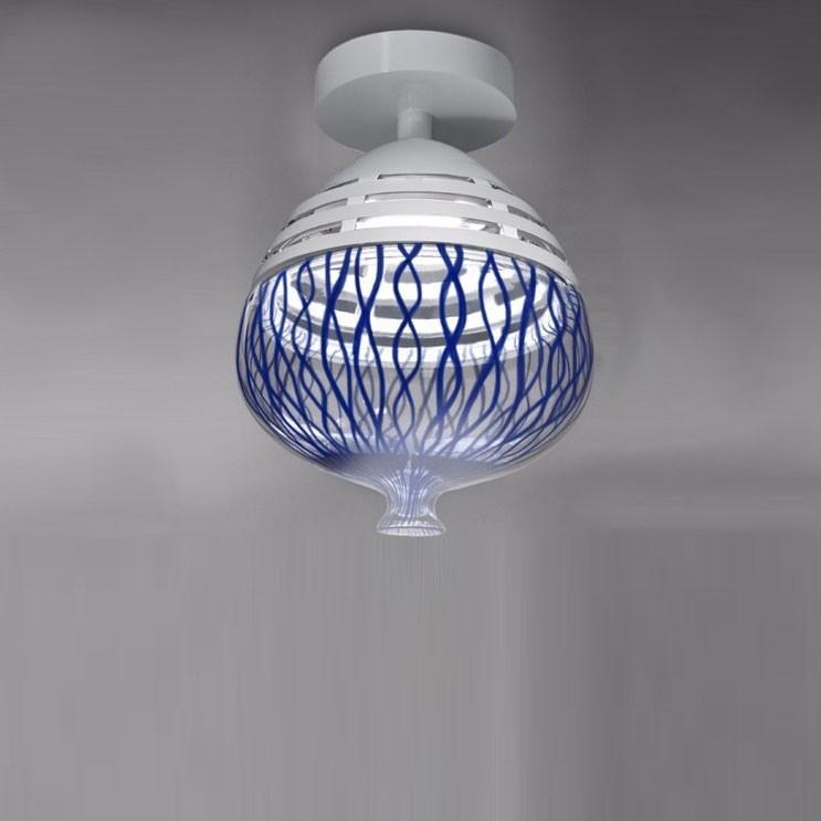Artemide Invero Ceiling plafondlamp-Blauw