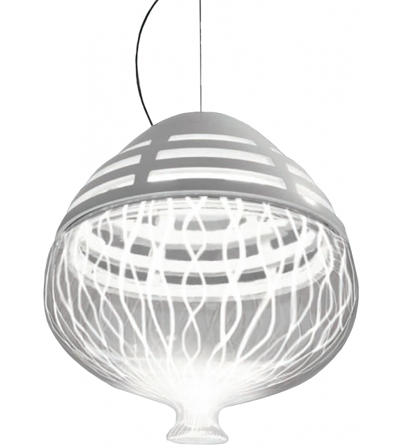 Artemide Invero Suspension hanglamp-Wit