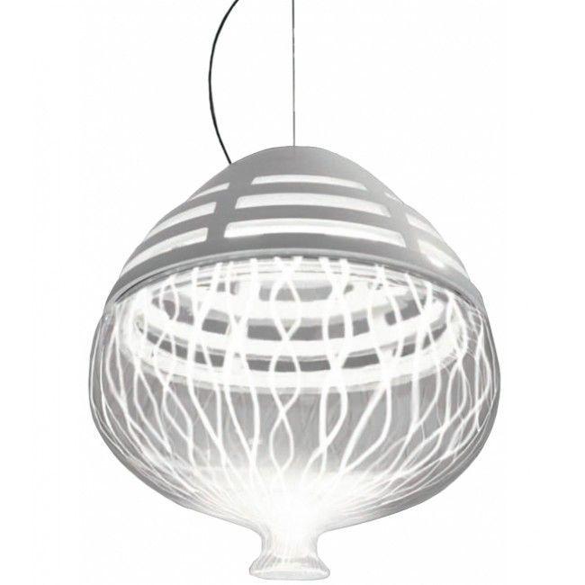 Artemide Invero 214 Suspension hanglamp-Wit