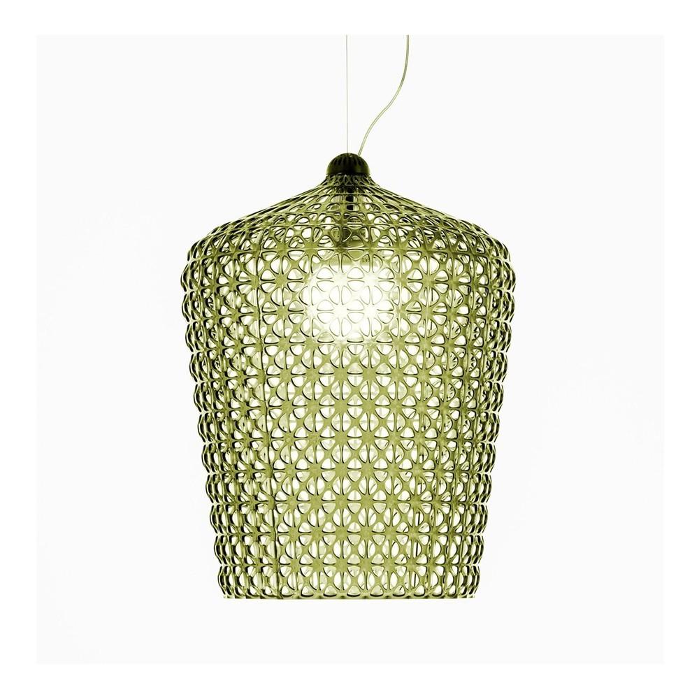 Kartell Kabuki hanglamp-Groen