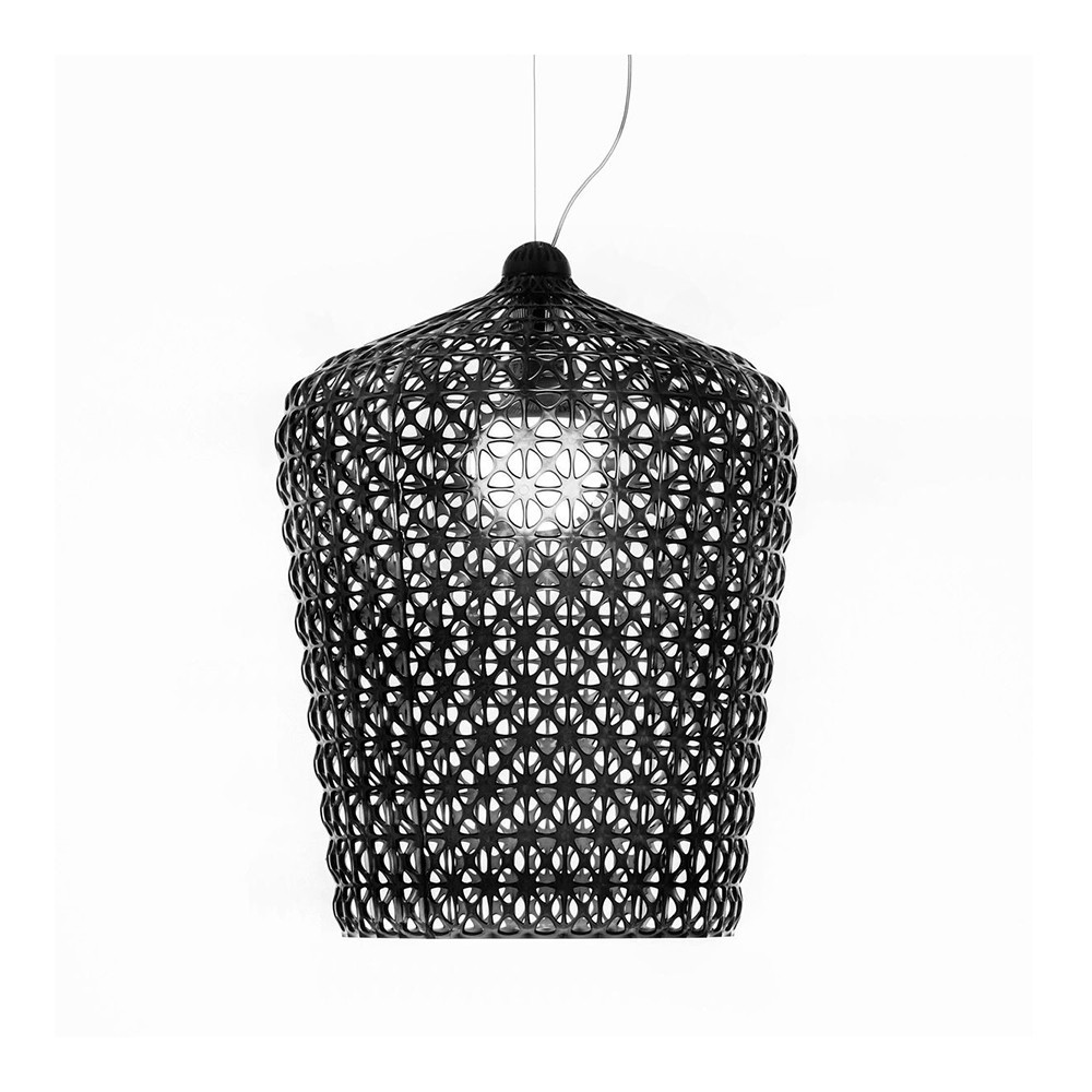 Kartell Kabuki hanglamp-Zwart