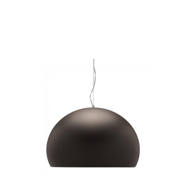 Kartell Small Fly LED hanglamp-Bruin
