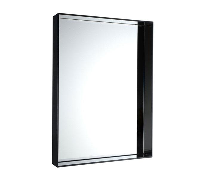 Kartell Only Me spiegel-Zwart-50x70 cm