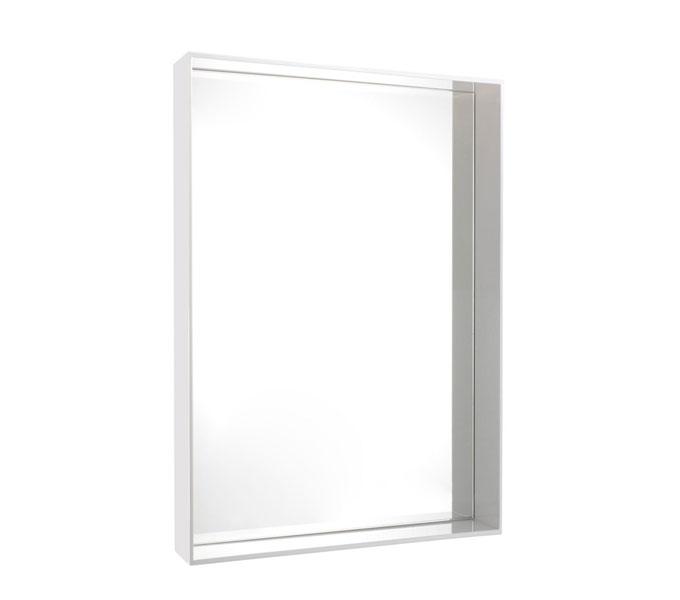 Kartell Only Me spiegel-Wit-50x70 cm