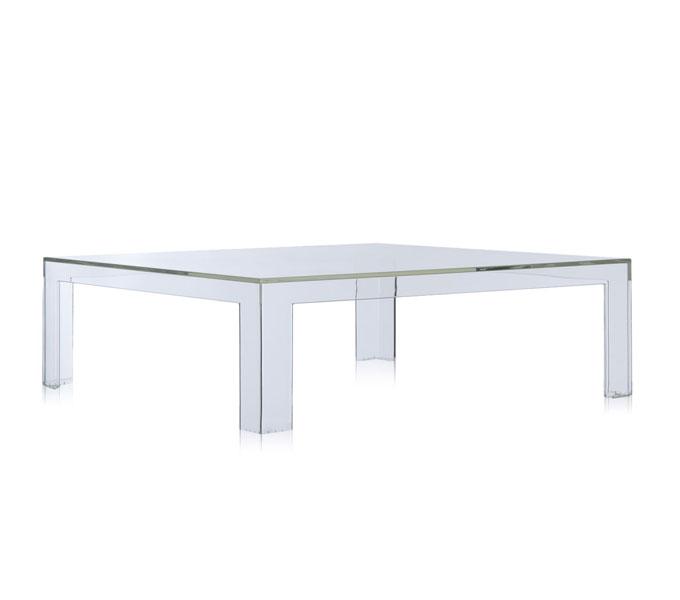 Kartell Invisible salontafel-Kristal