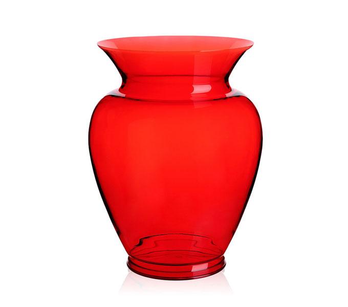 Kartell La Boheme vaas-Rood-� 33 cm