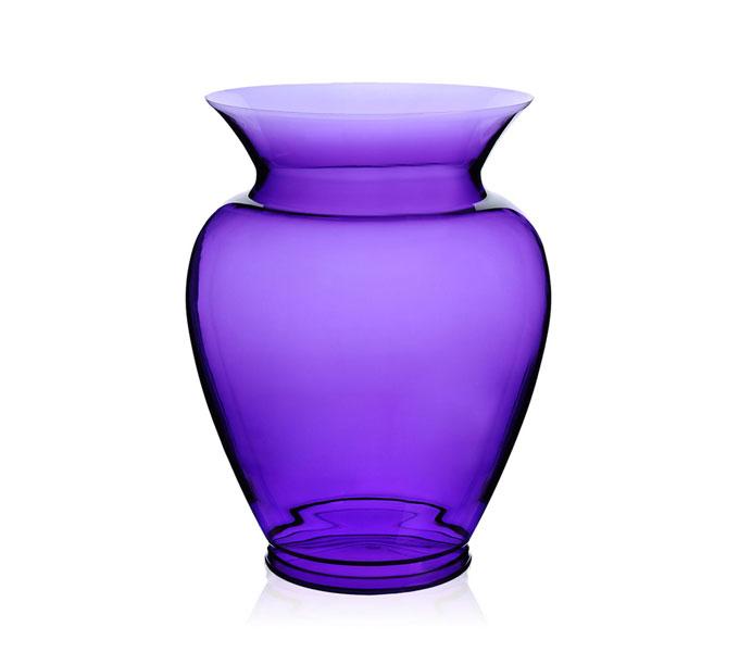 Kartell La Boheme vaas-Violet-� 33 cm