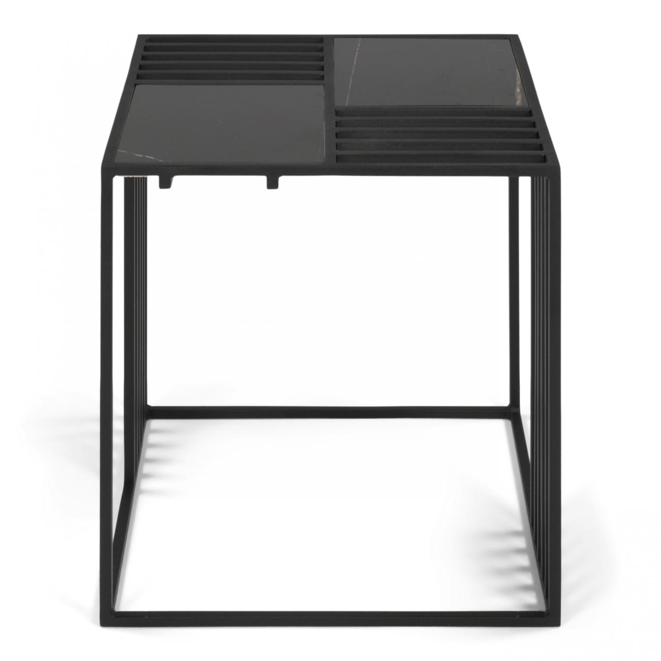 Torna Design Lattice 1 bijzettafel Zwart