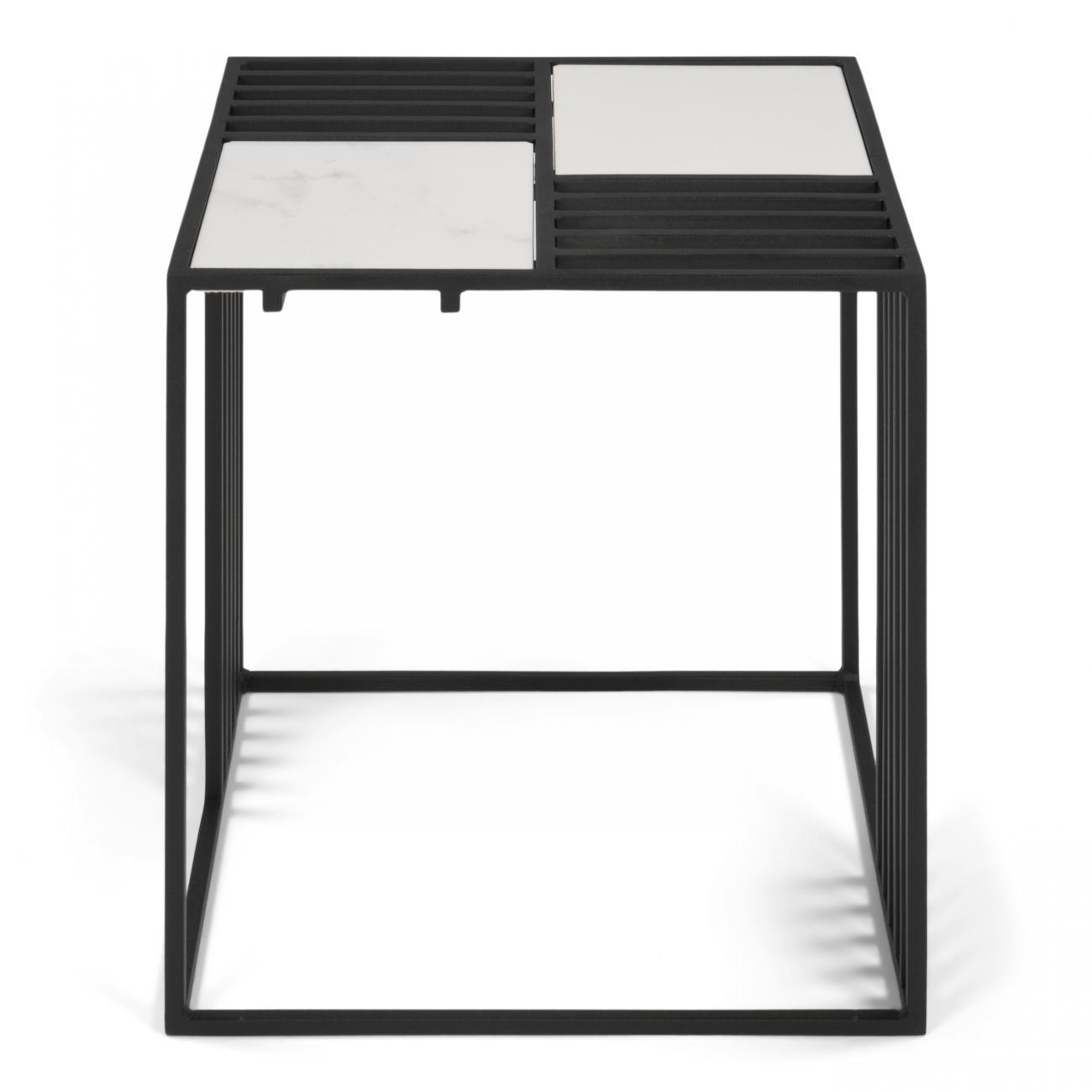 Torna Design Lattice 1 bijzettafel Wit