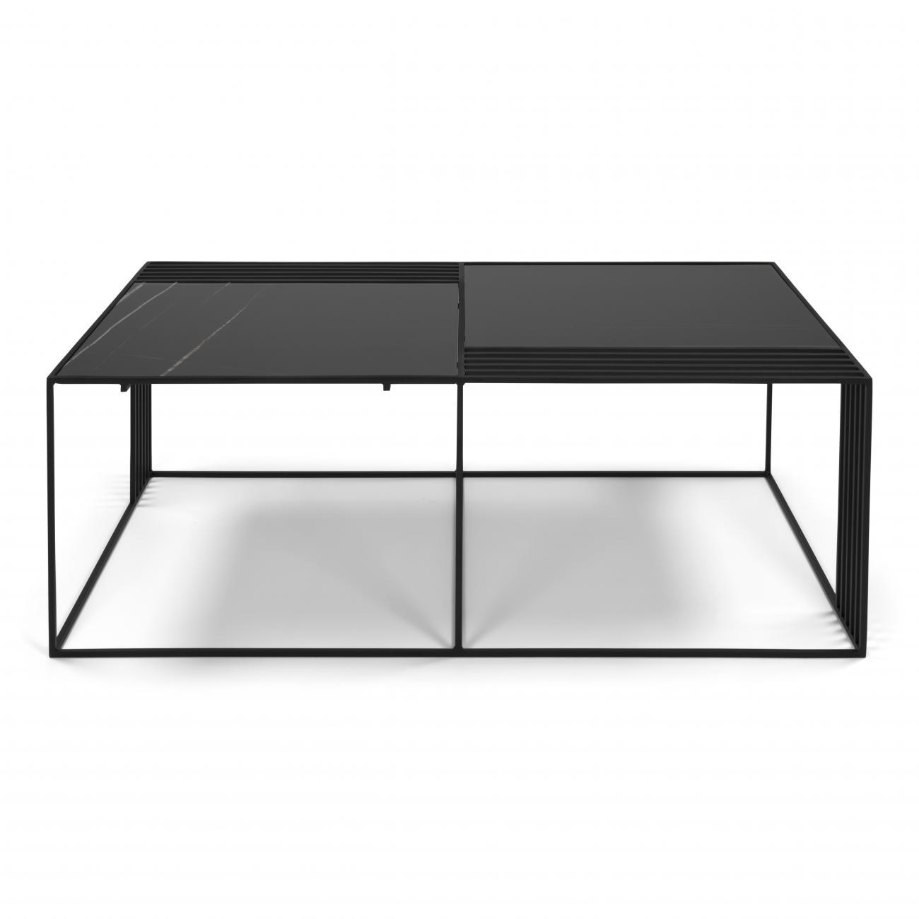 Torna Design Lattice 4 salontafel Zwart