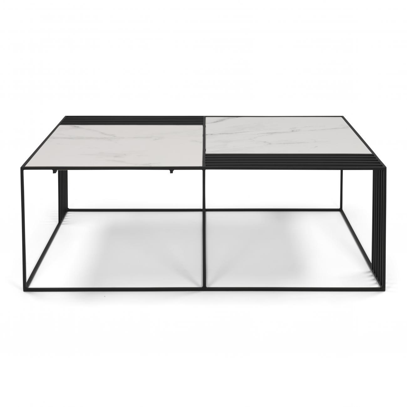 Torna Design Lattice 4 salontafel Wit