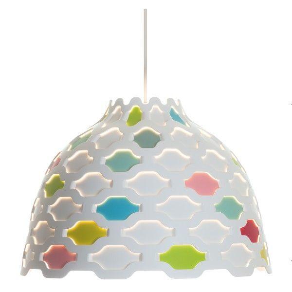 Louis Poulsen LC Shutters hanglamp-Gekleurd