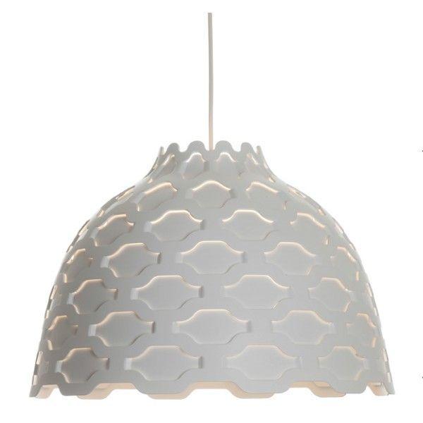 Louis Poulsen LC Shutters hanglamp-Wit