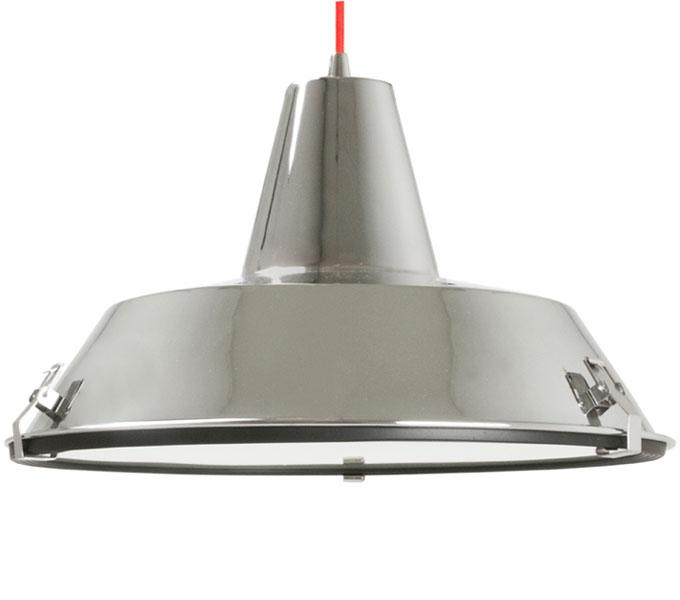 Leitmotiv Dock chroom hanglamp