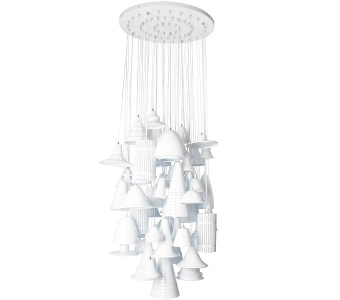 Leitmotiv Melange Grande hanglamp