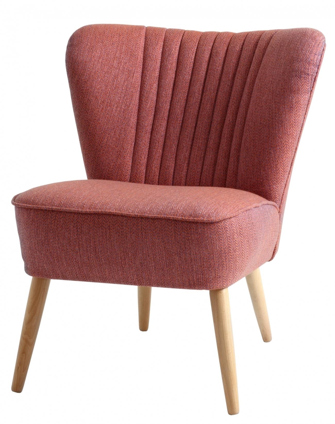 i-Sofa Lola stoel-Roze