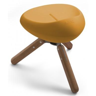 Lonc Beaser wood krukje-Oranje