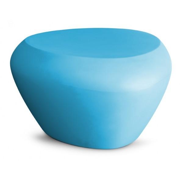 Lonc Teaser pouf-Blauw