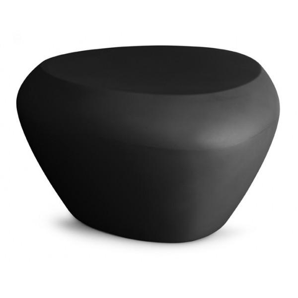 Lonc Teaser pouf-Zwart