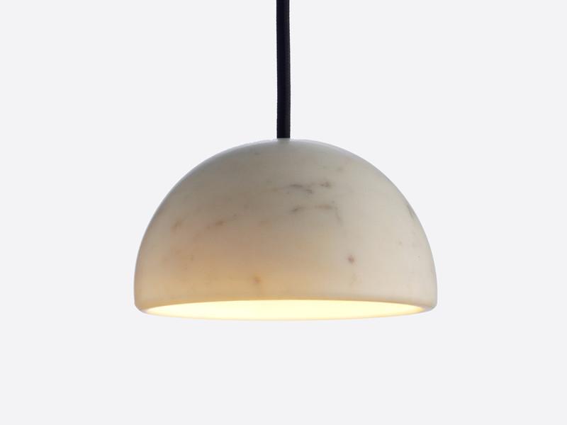 Hay Marble Pendant hanglamp-Wit