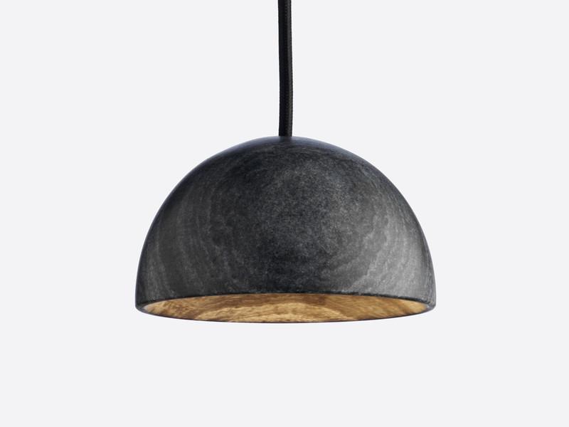 Hay Marble Pendant hanglamp-Zwart