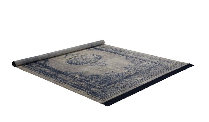 Zuiver Marvel Karpet Neptune vloerkleed-Blauw-200x300 cm