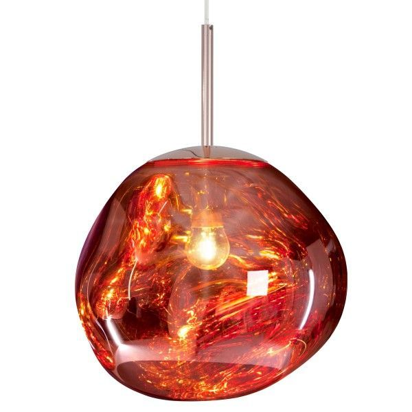 Tom Dixon Melt Mini hanglamp-Koper