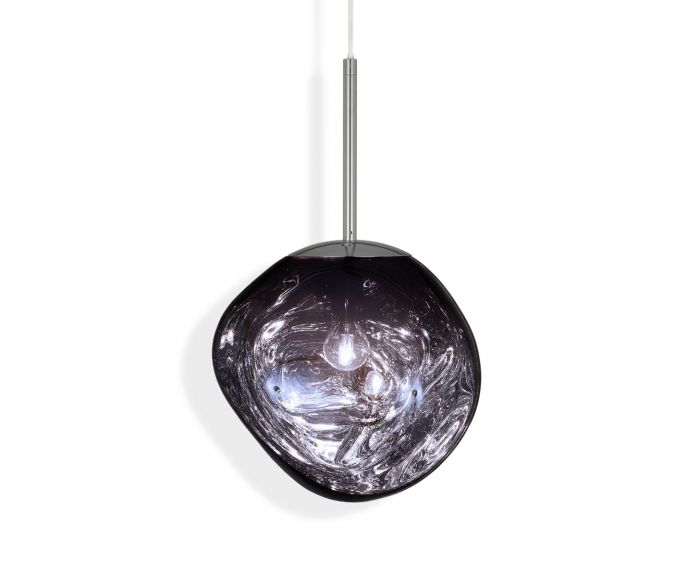 Tom Dixon Melt Mini hanglamp-Smoke