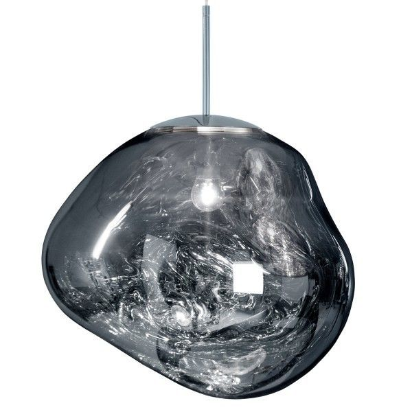 Tom Dixon Melt hanglamp-Chroom