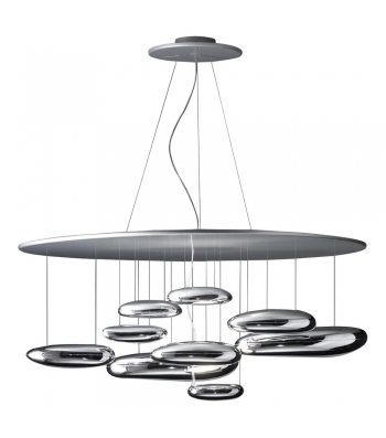Artemide Mercury Sospensione Suspension hanglamp