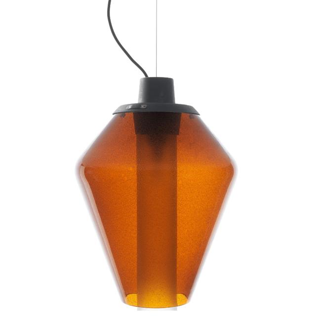 Diesel with Foscarini hanglamp Metal Glass-Oranje-nr. 1