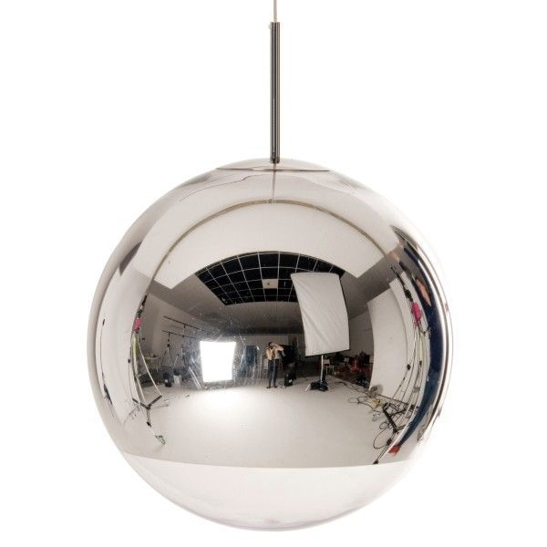 Tom Dixon Mirror Ball 50 cm-Chroom