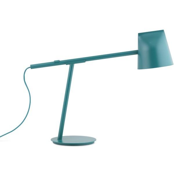 Normann Copenhagen Momento tafellamp-Petrol