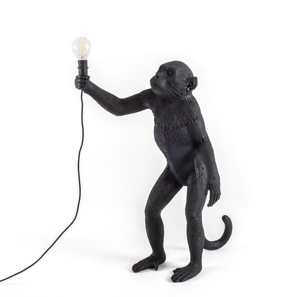 Seletti Monkey Standing Outdoor lamp