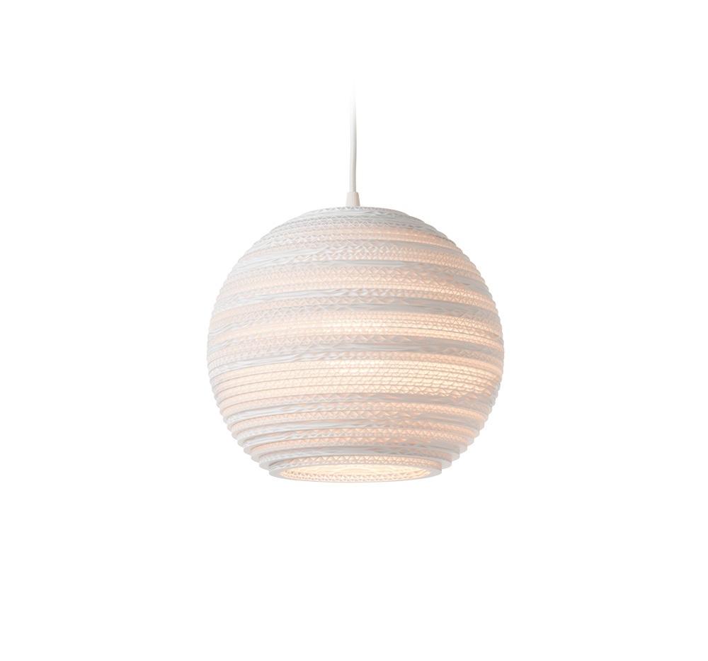 Graypants Moon wit hanglamp-ø 26 cm
