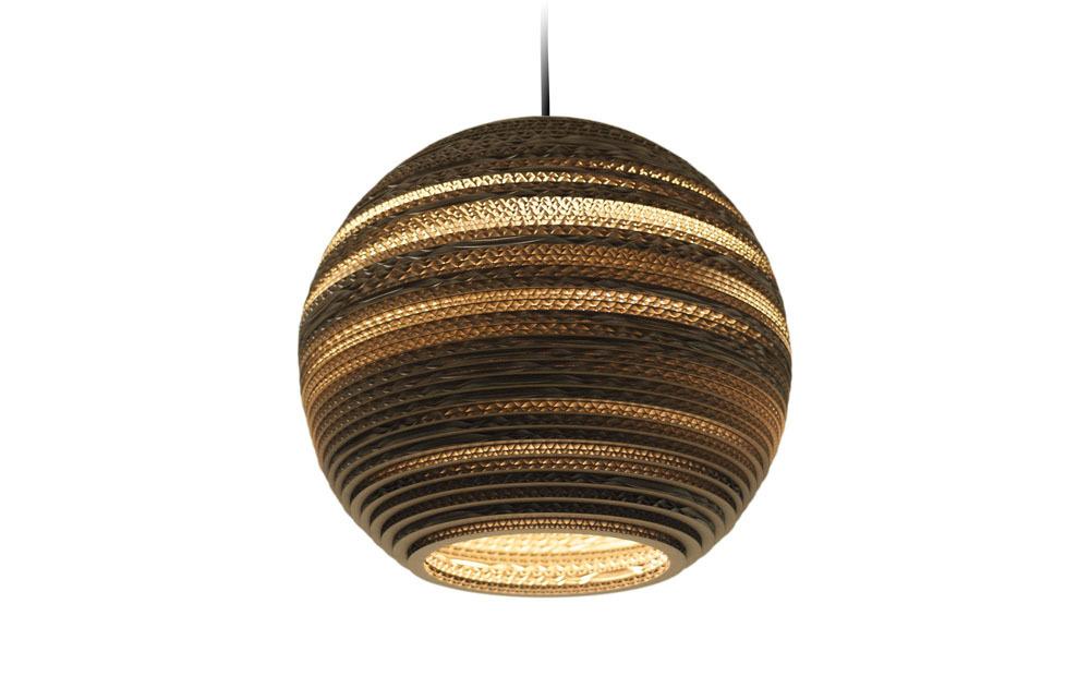 Graypants Moon hanglamp-� 36 cm