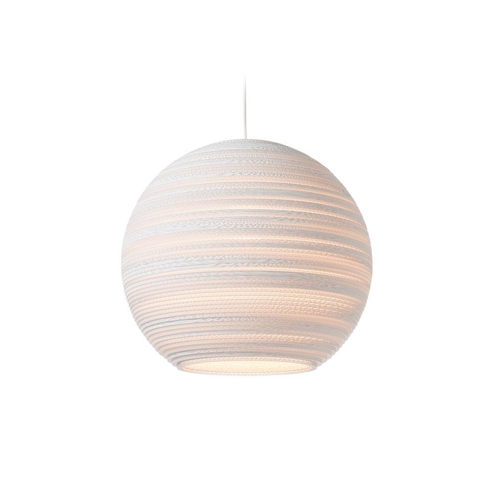 Graypants Moon wit hanglamp-� 45 cm
