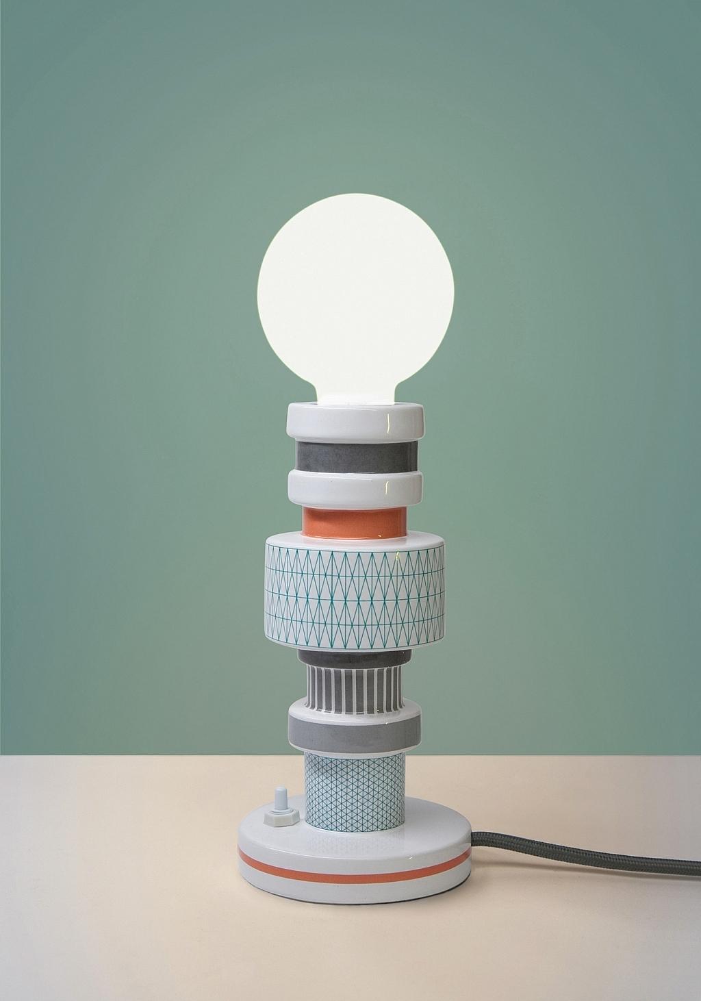 Seletti Moresque Table lamp-Turnot