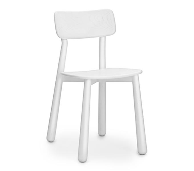 Normann Copenhagen Bop Chair stoel-Wit
