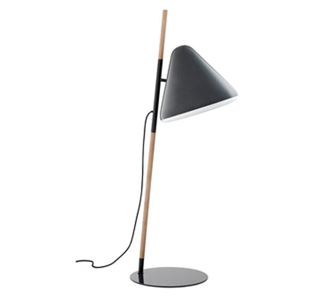 Normann Copenhagen Hello vloerlamp-Zwart