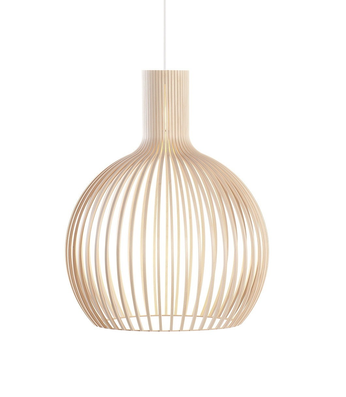 Secto Design Octo 4240 hanglamp-Natural