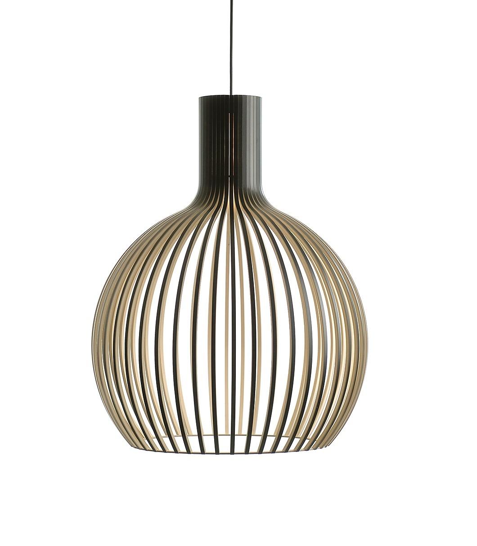 Secto Design Octo 4240 hanglamp-Zwart